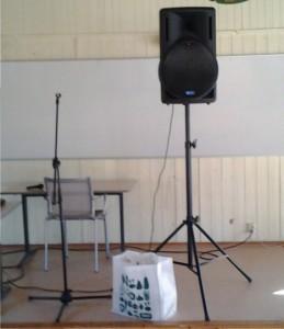 Ljudanläggning