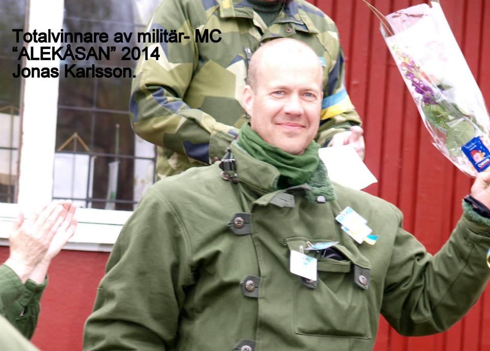 Totalvinnare Alekåsan 2014