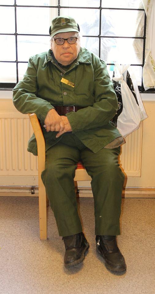 Soldat modell Ä i uniform modell 59